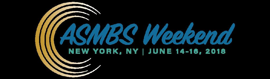 ASMBS Weekend